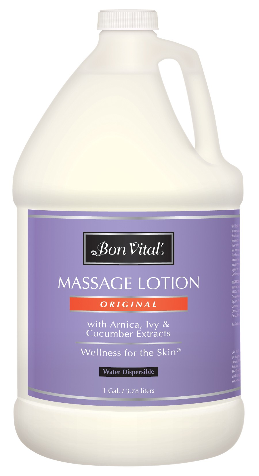 Bon Vital' Original Massage Lotion - 1 gal