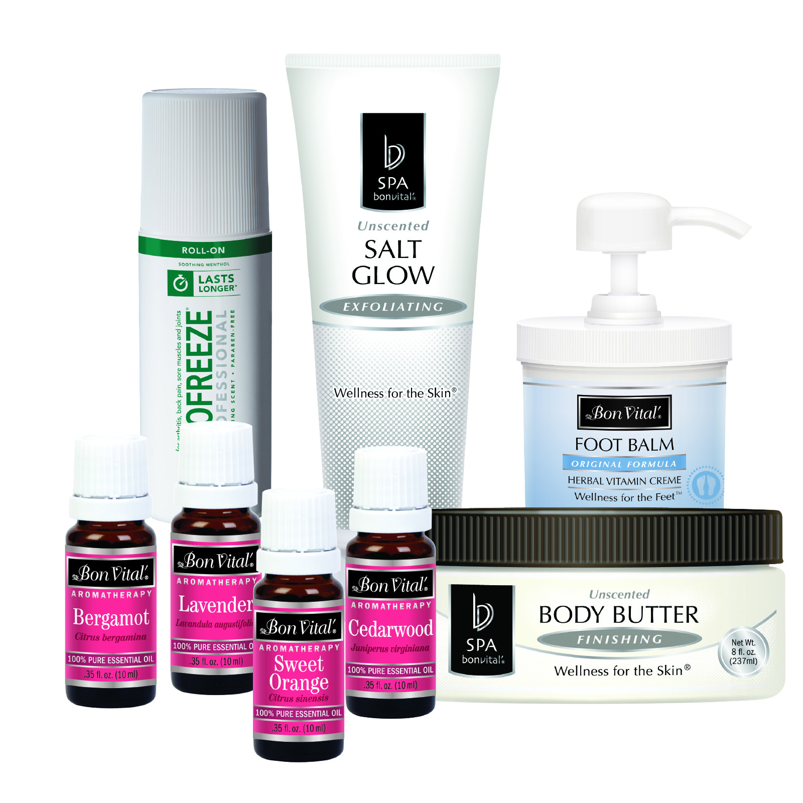 Heel of Approval Treatment Trial Kit