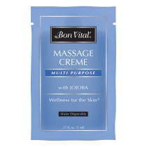 Multi Purpose Massage Crème 0.17 fl oz trial size